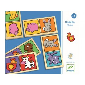 Djeco learning game DOMINO-NIMO