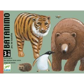 Djeco card game Batanimo