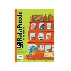Djeco card game Batapuzzle
