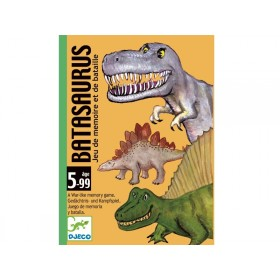 Djeco Card Game BATASAURUS