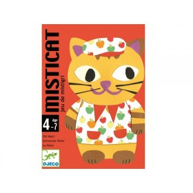 Djeco Card Game MISTICAT