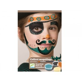 Djeco Kids Make Up PIRATES