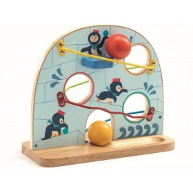 Djeco marble run game Junzo Toboggan