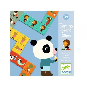Djeco learning game Giant Domino FRIENDS