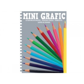 Djeco mini grafic Coloured Pencils