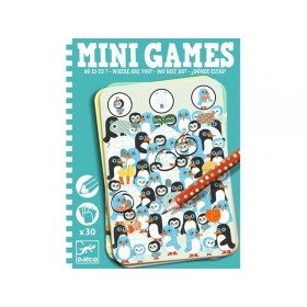 Djeco Mini Game Where are you?