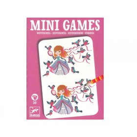 Djeco mini game Differences Lea