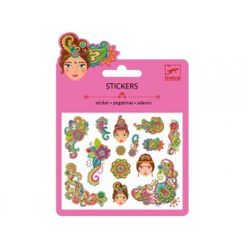 Djeco Mini stickers INDIAN DESIGNS