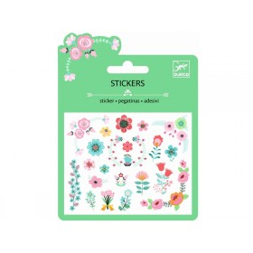 Djeco Mini stickers SMALL FLOWERS