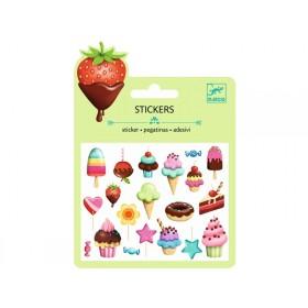 Djeco Mini stickers SWEET