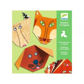 Djeco An Introduction to Origami Animals