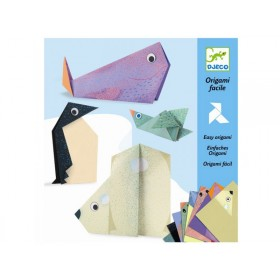 Djeco Origami polar animals