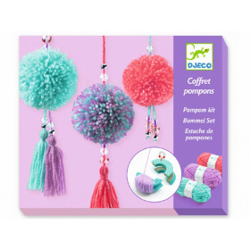 Djeco DIY Pompom Kit