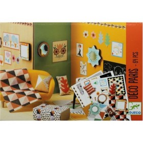 Djeco Dollhouse accessories Deko kit Paris