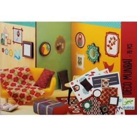 Djeco Dollhouse accessories Deko kit Munbai