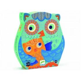 Djeco puzzle Hello Owl