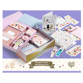 Djeco Gift Box Tinou Box FASHION
