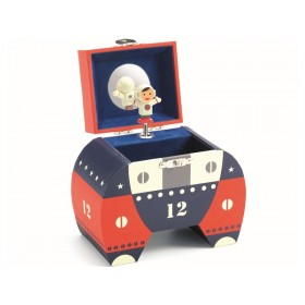 Djeco musical box ASTRONAUT