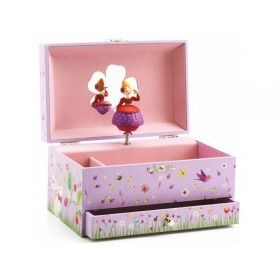 "Djeco Musical Box ""Princess"""