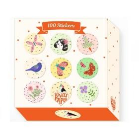 Djeco Stickers CHICHI