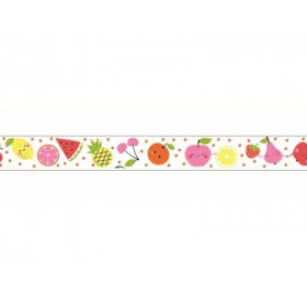 Djeco Decorative Sticky Tape FRUIT
