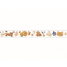 Djeco Decorative Sticky Tape ANIMALS