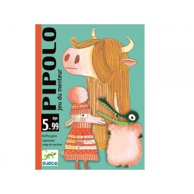 Djeco Card Game PIPOLO