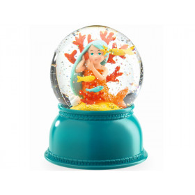 Djeco Night Lamp MERMAID