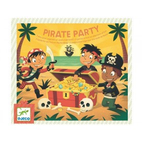 Djeco Party Set PIRATE PARTY