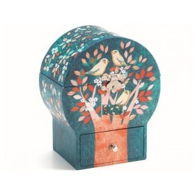 Djeco Musical Box POETIC TREE