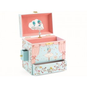 Djeco Jewellery Box BALLERINA