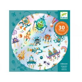 Djeco Stickers INTERGALACTIC