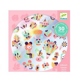 Djeco Stickers WONDERFUL RAINBOW