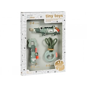Done by Deer Activity tiny toys gift set TINY TROPICS