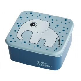Done by Deer lunchbox Elphee blue