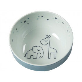 Done by Deer Mini Bowl DREAMY DOTS blue