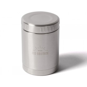 ECO Brotbox stainless steel INSULATED CANISTER BO