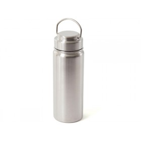 ECO Brotbox stainless steel INSULATED DRINKING BOTTLE YIN