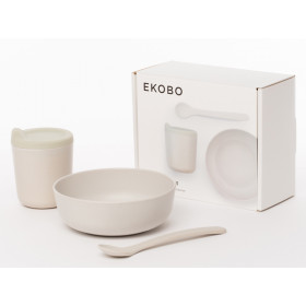 Ekobo Melamine Set BABY Cloud