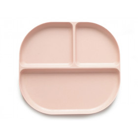 Ekobo Bambino Divided Tray BLUSH