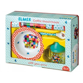 Elmar baby tableware set