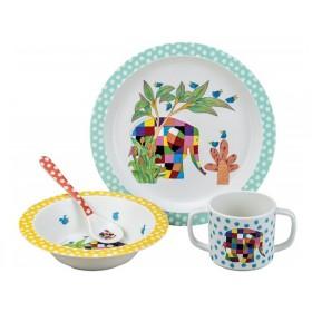 Elmar tableware set 4 pieces
