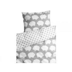 Färg&Form bedding sheep grey