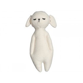 Fabelab Rattle Animal SHEEP natural