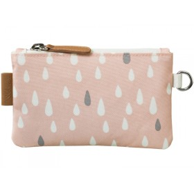 Fresk wallet DROPS light pink