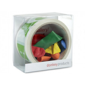 Happy birthday tape by donkey products