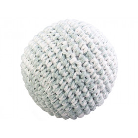 Global Affairs Crochet Ball Green