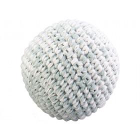 Global Affairs Crochet Ball Green