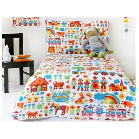 by Graziela farmyard bedding set
