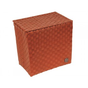 Handed By box Bologna terracotta